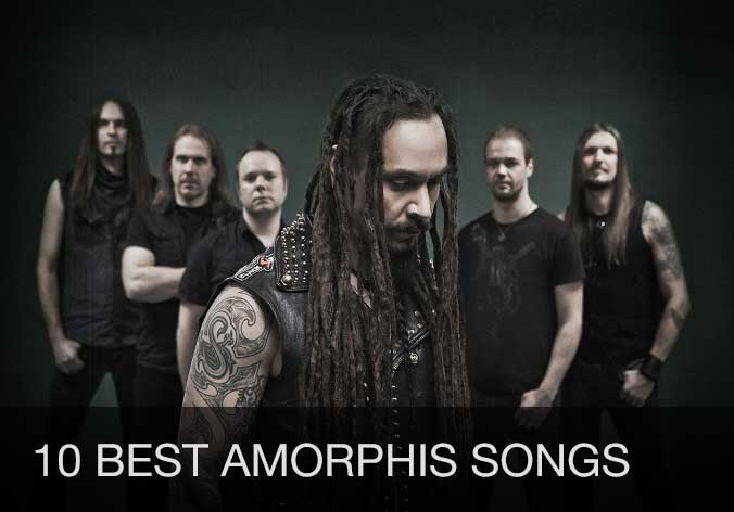 10 best Amorphis songs