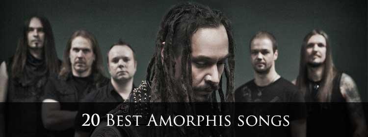 20 best Amorphis songs