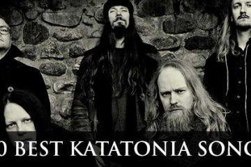 20 best Katatonia songs