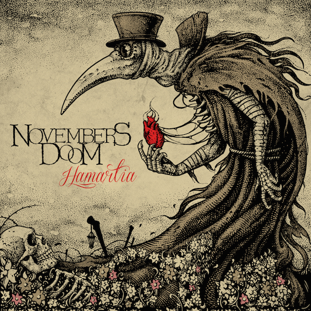 Novembers Doom - Hamartia review
