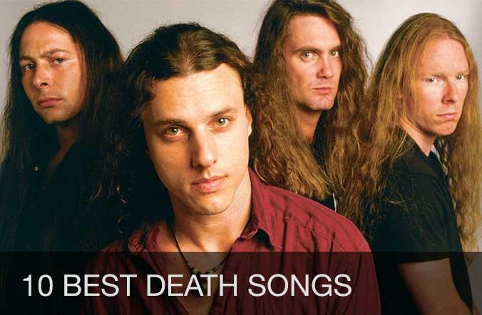 10 best Death songs