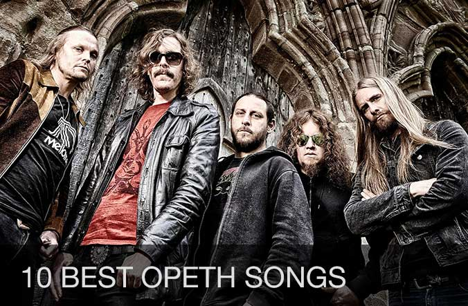 10 best Opeth songs