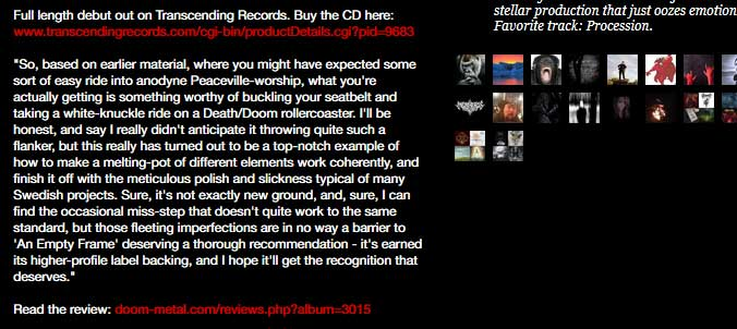 bandcamp review quote
