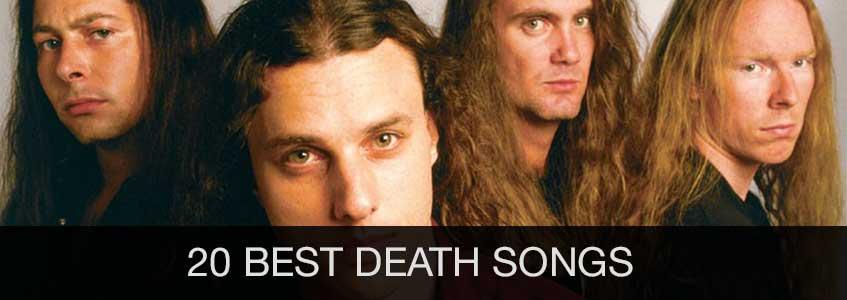 20 best Death songs