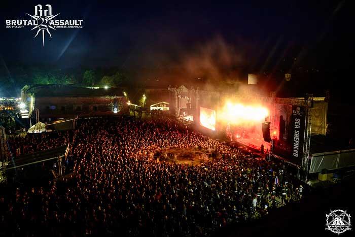 Brutal Assault festival - tips for 2018
