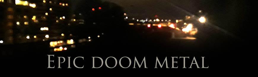 Epic doom metal