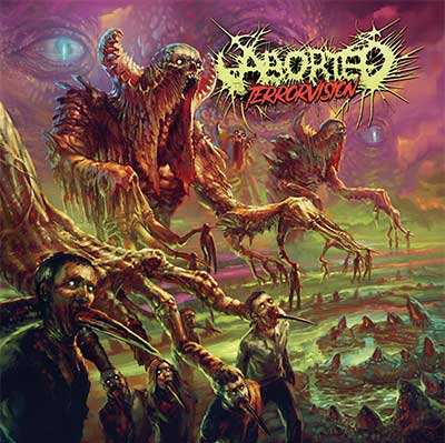 Aborted - TerrorVision review