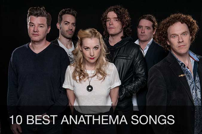 10 best Anathema songs