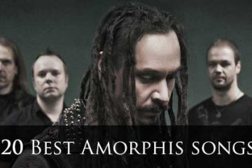 20 best Amorphis songs