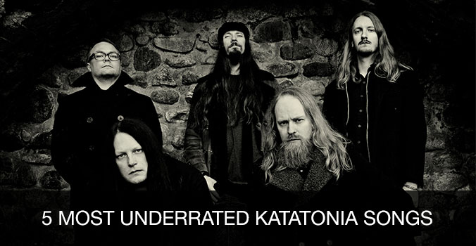 5 most underrated Katatonia songs
