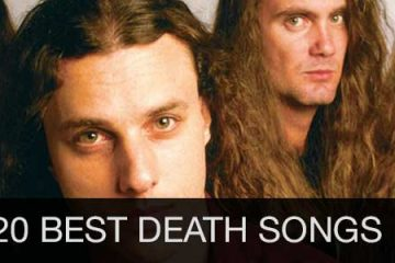 20 best Death songs