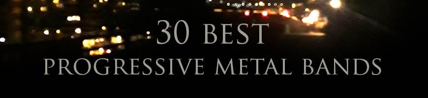 30 best progressive metal bands