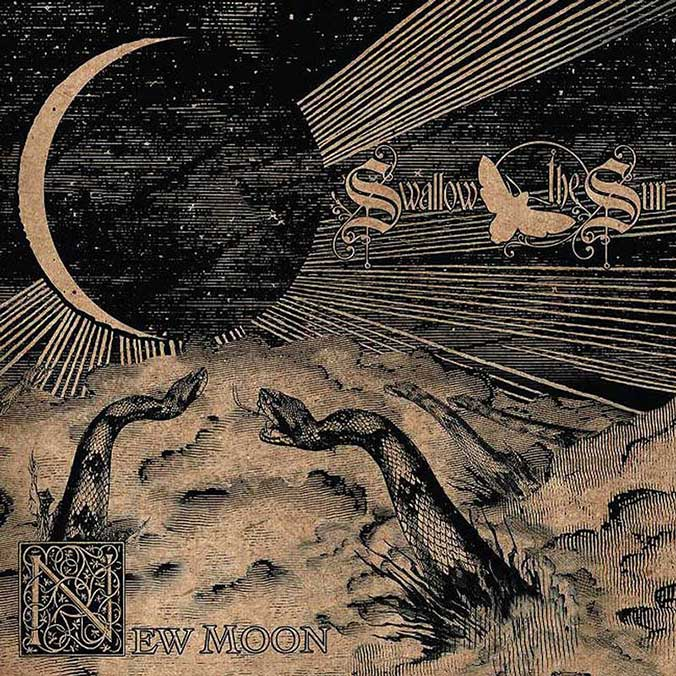 Swallow the Sun - New Moon review
