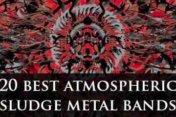 20 best atmospheric sludge metal bands