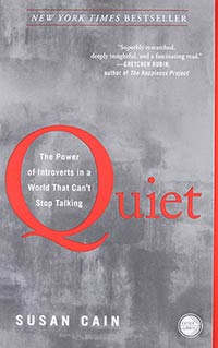 Quiet - the introvert book