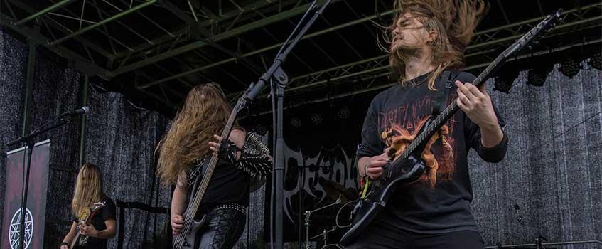Desolator live in 2015