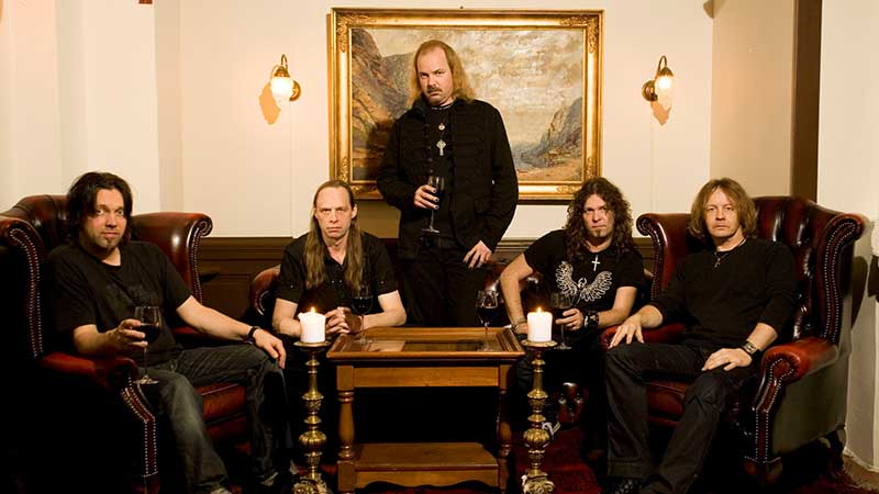 Candlemass with Robert Lowe