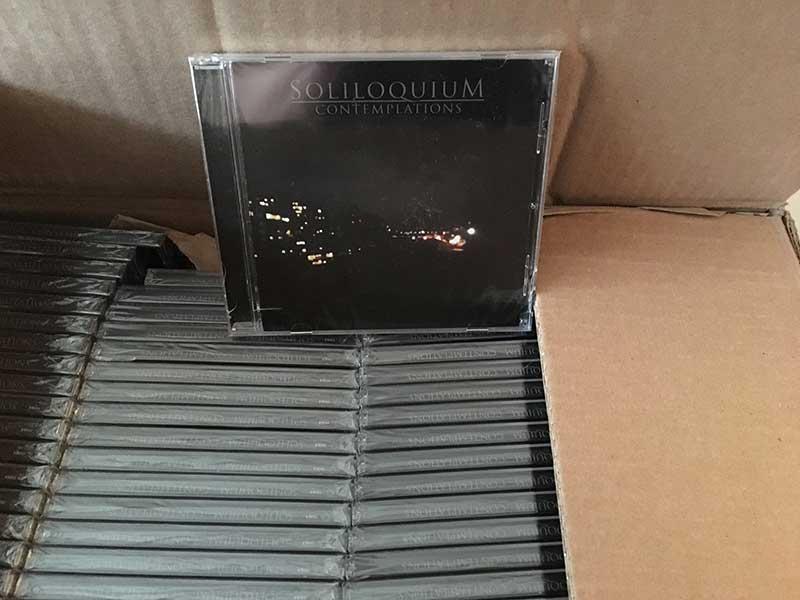 Soliloquium - Contemplations cds