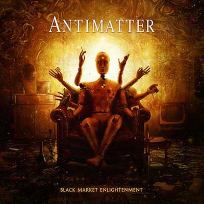 Antimatter - Black Market Enlightenment review