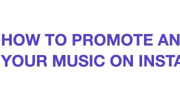 How to promote and market your music on Instagram