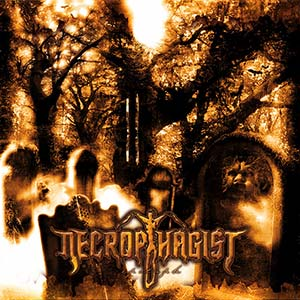 Necrophagist - Epitaph - highly influential for the technical death metal in the 2000's