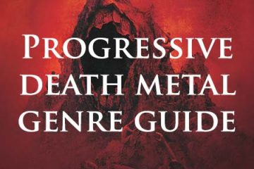 Progressive death metal genre guide