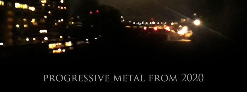 Progressive metal from 2020