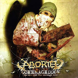 Aborted - Goremageddon - a good example of brutal death metal