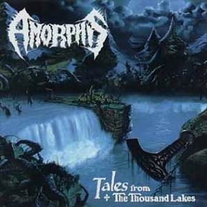 Amorphis - Tales from the Thousand Lakes - progressive death metal from Finland