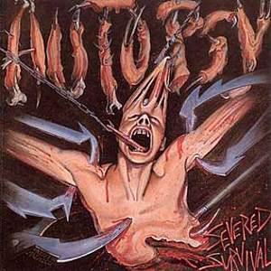 Autopsy - Severed Survival - as old school death metal as it gets