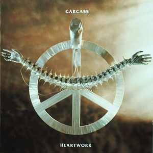 Carcass - Heartwork album cover