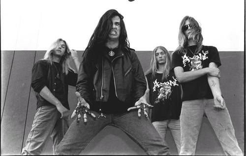 Deicide - classic death metal from the U.S.