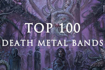best 100 death metal bands