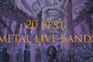 20 best metal live bands