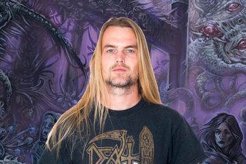 Stefan Nordström - author of this death metal from 2021 article