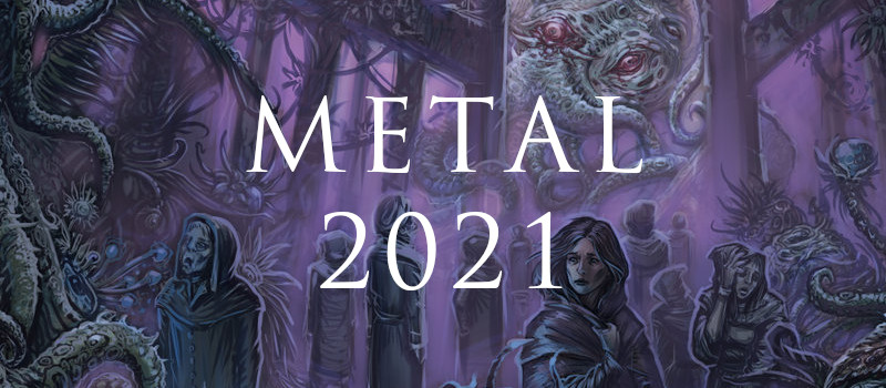 metal from 2021 - the ultimate list of new albums