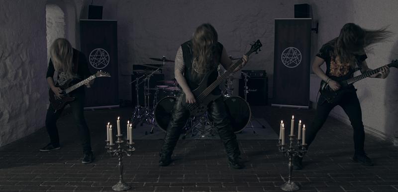 Desolator - Creatures of Habit music video - old school Swedish death metal, 2021